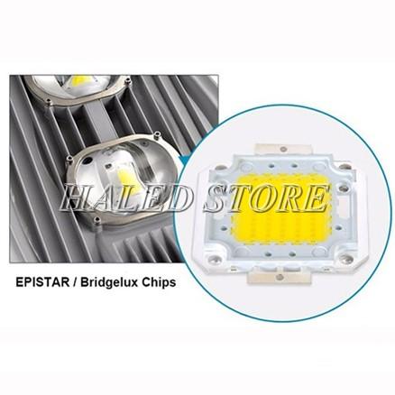 Chip LED của đèn đường LED HLDAS8-30