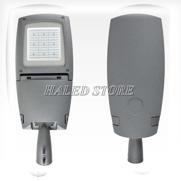 Đèn đường LED HLDAS17-50 sử dụng linh kiện chính hãng