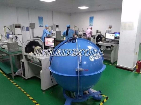 Nhà xưởng sản xuất đèn đường LED HLDAS7