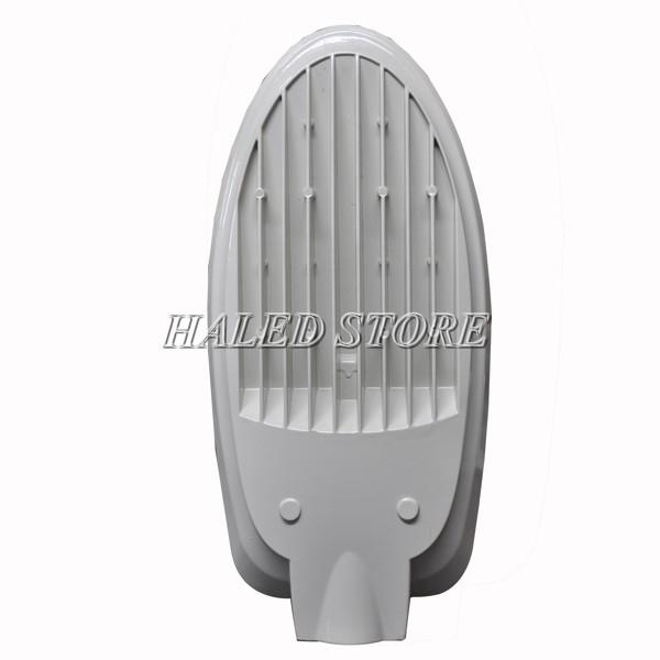 Tản nhiệt của đèn đường LED HLDAS6-30 ở mặt sau