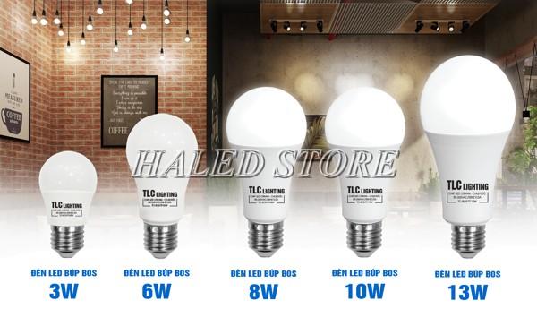 Công suất là thông số đèn LED quang trọng nhất