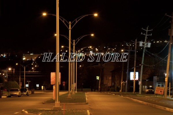 Ứng dụng của đèn LED đường HLDAS13-50