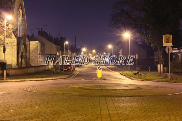 Ứng dụng chiếu sáng của đèn đường LED HLDAS5-28