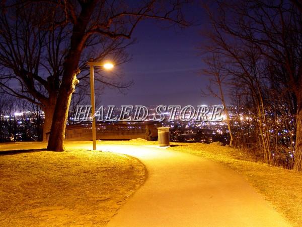 Ứng dụng chiếu sáng của đèn đường LED HLDAS7-30