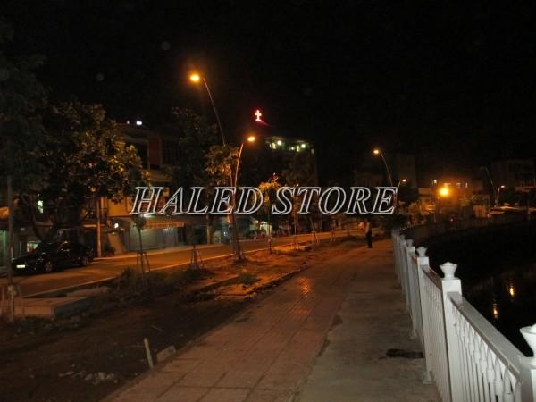 Ứng dụng của đèn đường LED HLDAS8-40