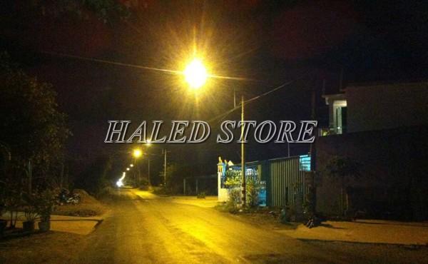 Ứng dụng của đèn đường LED HLDAS9-50w