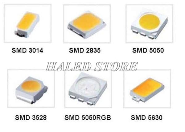 Chip LED SMD