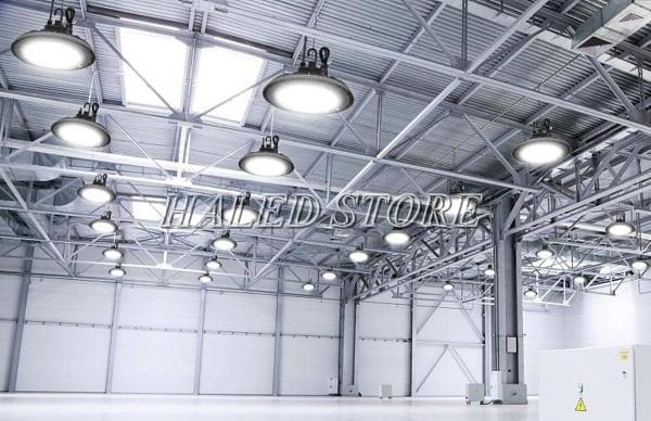 Cường độ ánh sáng tiêu chuẩn chiếu sáng nhà xưởng