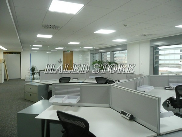 Cường độ ánh sáng tiêu chuẩn phòng làm việc