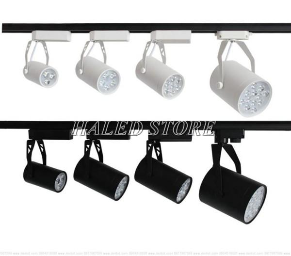 Đèn LED chiếu sáng dân dụng ray rọi