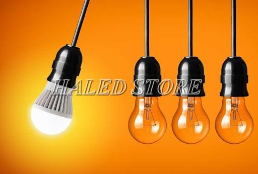 Đèn LED là giải pháp thay thế bóng đèn sợi đốt