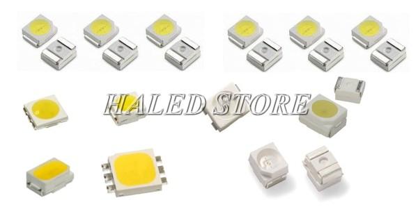 LED SMD là gì? Các kiểu dáng LED SMD phổ biến