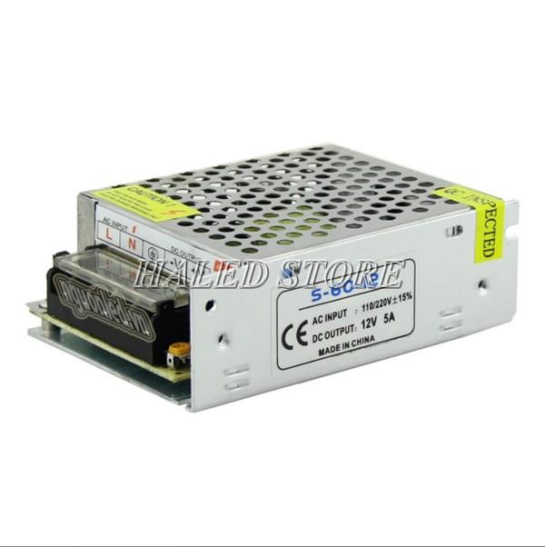 Nguồn LED 12V 5A