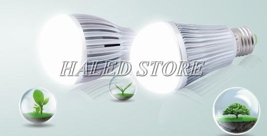Đèn LED chất lượng sẽ an toàn với môi trường