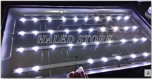 Ứng dụng trong LED tivi