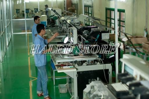 Ứng dụng trong sản xuất đèn LED