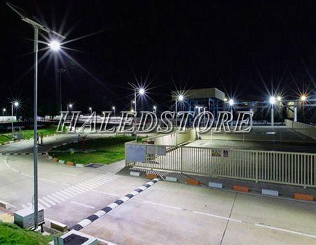 Ứng dụng đèn đường LED LED DHDA DHO0501-50