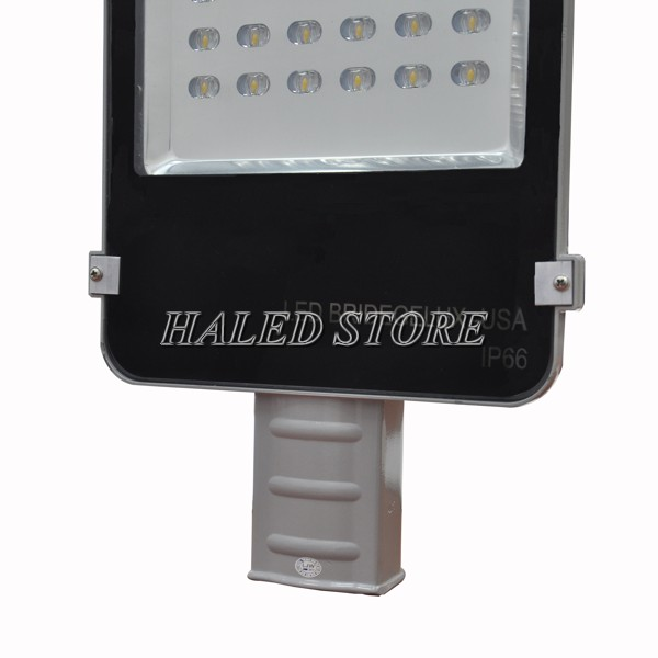 Đèn đường LED HLDAS1-60 sử dụng cần lắp liền