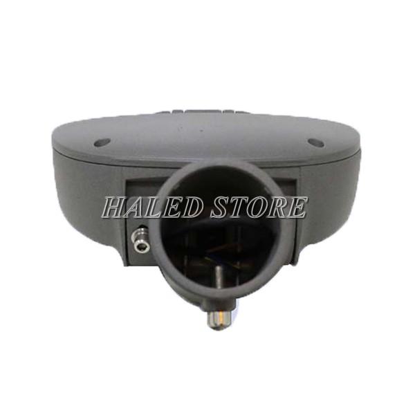 Đèn đường LED HLDAS16-100 sử dụng cần liền cố định