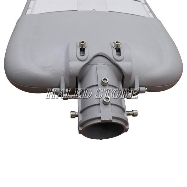 Tay cần của đèn đường LED HLDAS2-100 thiết kế linh hoạt