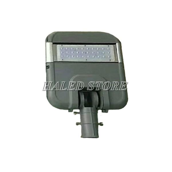 Đèn đường LED HLDAS2-60 cấu tạo từ chất liệu hợp kim nhôm