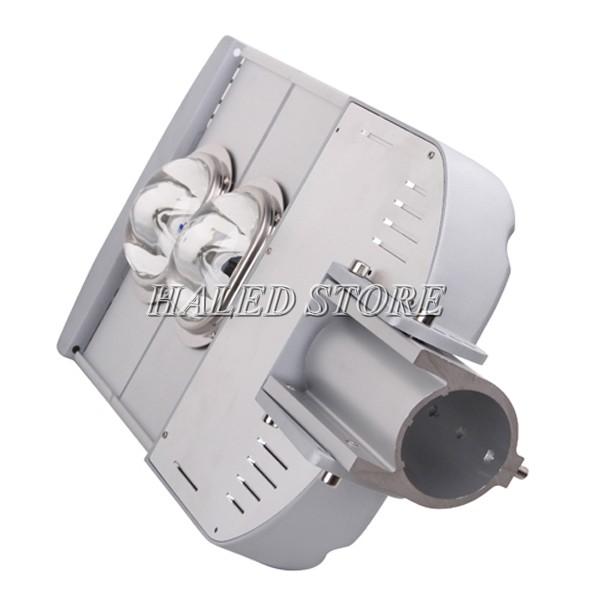 Đèn đường LED HLDAS9-100 thiết kế tay cần linh hoạt