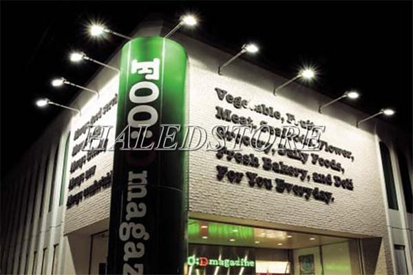 Đèn pha LED PLDA BVP281 LED101/CW-80 chiếu sáng ngoài trời