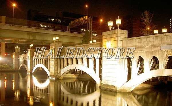 Đèn pha LED PLDA BVP283 LED281/WW-235 chiếu sáng ngoài trời