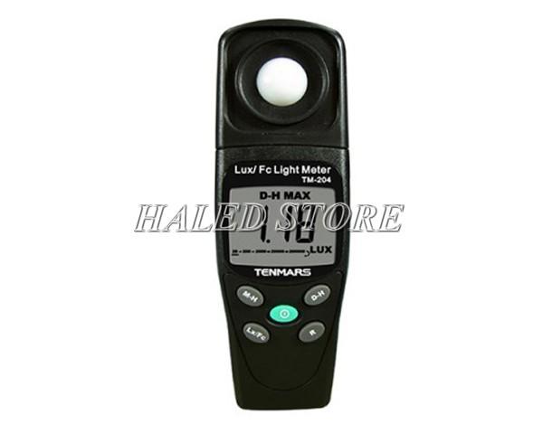 Máy đo cường độ ánh sáng tenmars tm 204