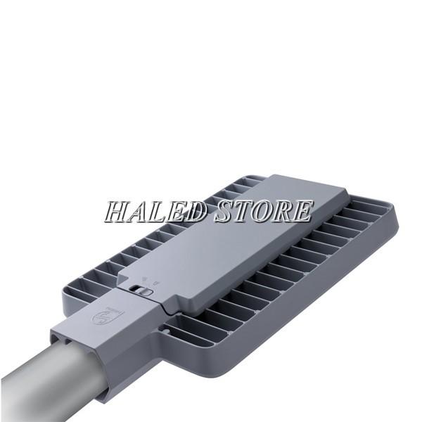 Bộ nguồn của đèn đường LED HLDAS12-60 lắp trong thân đèn