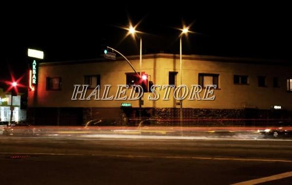 Ứng dụng của đèn đường LED HLDAS1-60