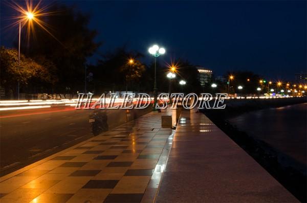 Ứng dụng của đèn đường LED HLDAS11-80