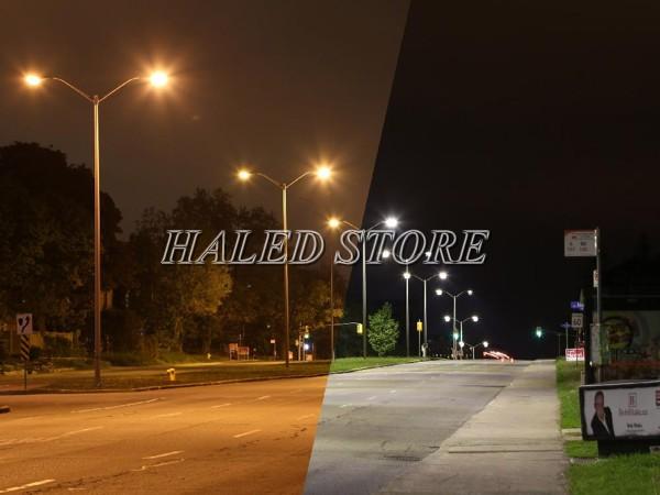 Ứng dụng của đèn đường LED HLDAS12-100