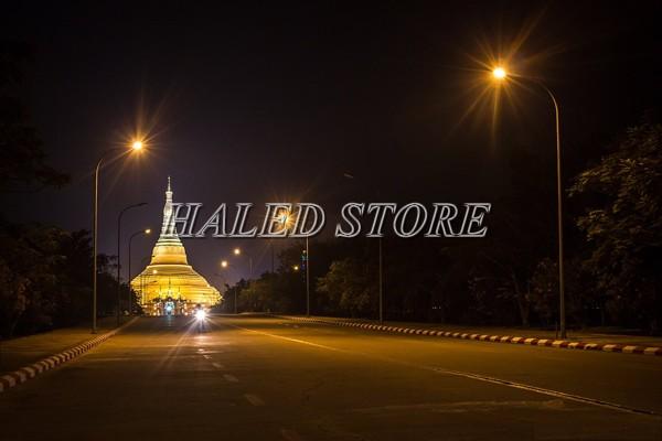 Ứng dụng của đèn đường LED HLDAS12-60