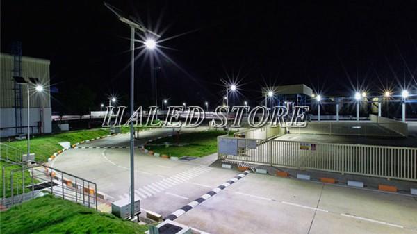 Ứng dụng của đèn đường LED HLDAS16-100
