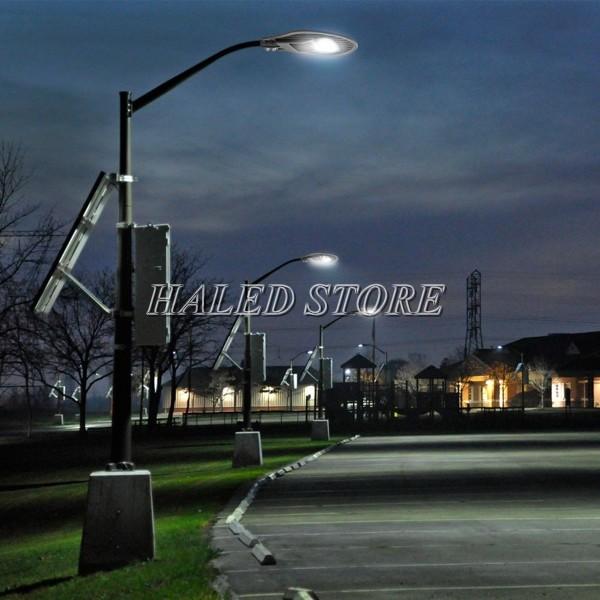 Ứng dụng của đèn đường LED HLDAS2-100