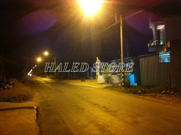 Ứng dụng của đèn đường LED HLDAS20-50