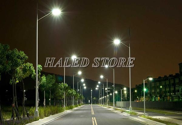 Ứng dụng của đèn đường LED HLDAS26-50