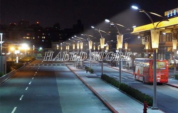 Ứng dụng của đèn đường LED HLDAS27-50