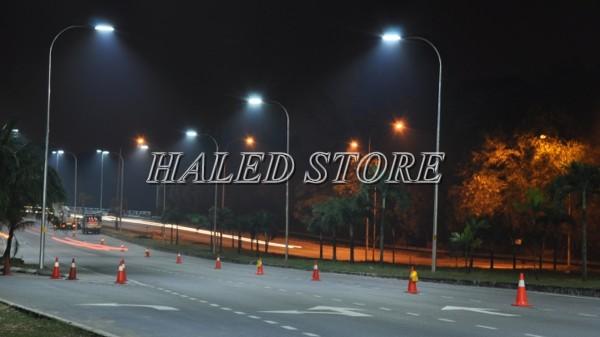 Ứng dụng của đèn đường LED HLDAS3-90