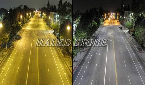 Ứng dụng của đèn đường LED HLDAS6-80