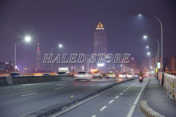 Ứng dụng của đèn đường LED HLDAS7-100