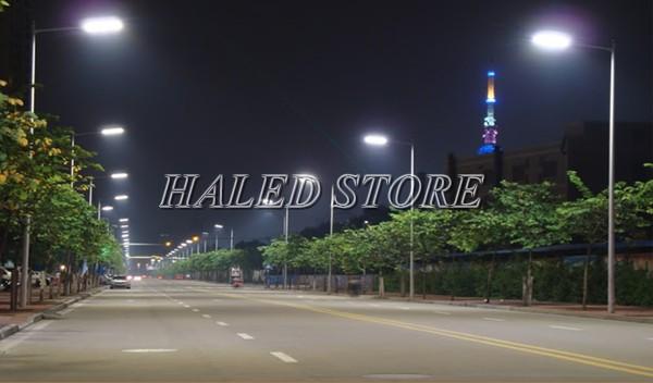 Ứng dụng của đèn đường LED HLDAS7-80
