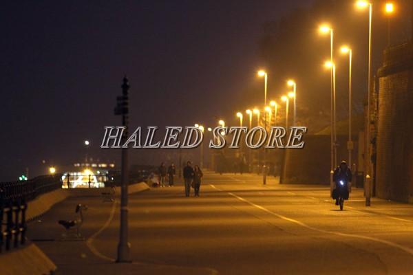 Ứng dụng của đèn đường LED HLDAS8-60
