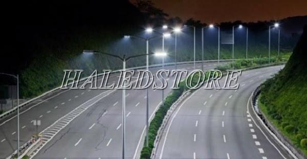 Công suất 210w thích hợp chiếu sáng đường cao tốc