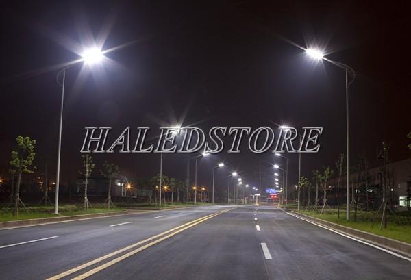 Ứng dụng Đèn đường LED ORDA LUXPLUS ST-110