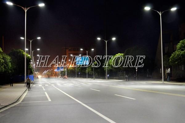Ứng dụng đèn đường LED ORDA LUXPLUS ST-55