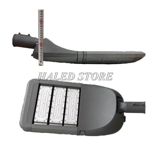 Cấu tạo của đèn đường LED HLDAS25-150
