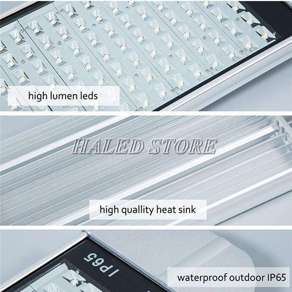 Cấu tạo của đèn đường LED HLDAS5-154w