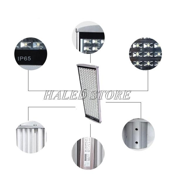 Cấu tạo của đèn đường LED HLDAS5-196w
